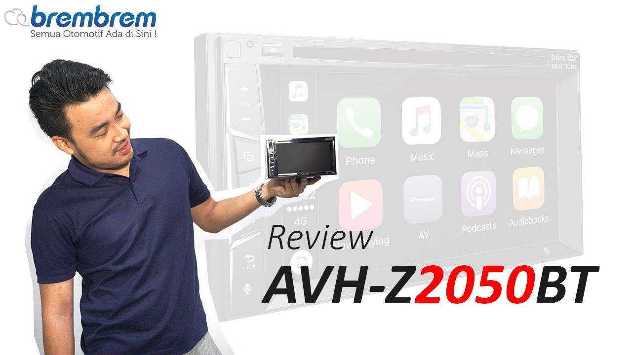 pioneer z2050bt. review - pioneer avh-z2050bt | brembrem.com z2050bt