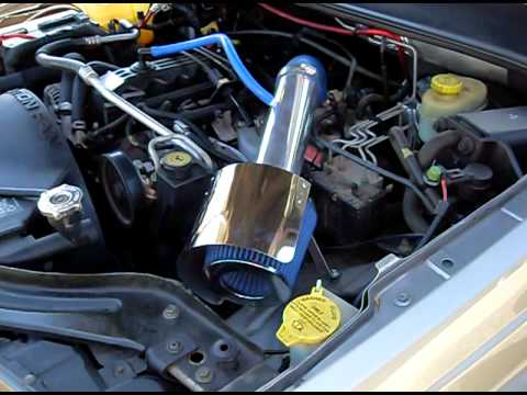 Cold Air Intake Jeep Grand Cherokee jeep grand cherokee cold air intake - YouTube