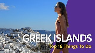 🇬🇷Top Things To Do Greek Islands 🇬🇷| Holiday Extras