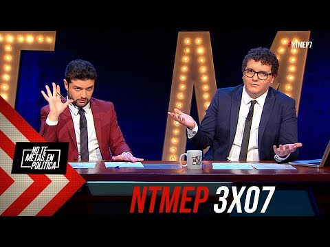 No Te Metas En Política 3x07 | España, llévala con orgullo #NTMEP (20.12.2018)