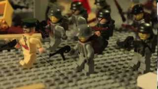 Lego Stalingrad WW2 trailer, 2nd part of the movie / Трейлер к Лего мультфильму Сталинград, 2 часть