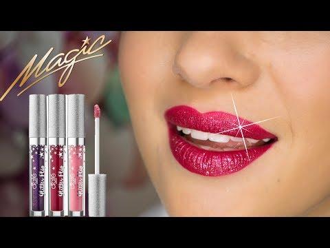 МАГИЧЕСКАЯ ПОМАДА ИЗ АМЕРИКИ   NikiMoran   Magic Lipstick Ciate Glitter Flip