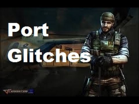 Crossfire Europe Glitches-Port [2015]