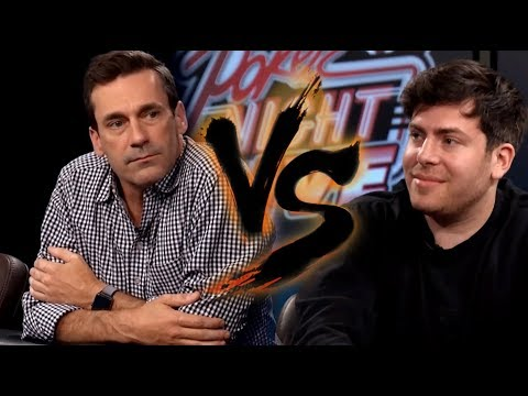 Jon Hamm vs. Hoodie Allen! - Poker Night Live! S1 E13