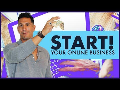 Starting An Online Business #4 - How To START An Online Business