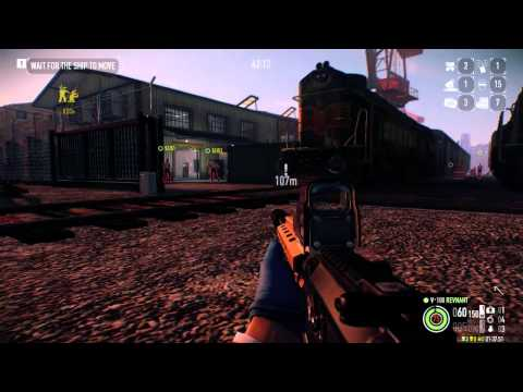 Payday 2 - Dockyard DW - 1P stealth, 75 detection, no assets, no dead civilians