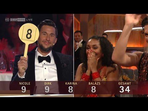Dancing Stars S 11 - F3: Ana Milva Gomes - Interview + Wertung