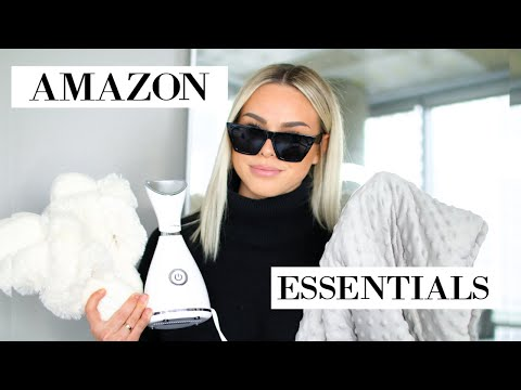 AMAZON ESSENTIALS EVERY GIRL NEEDS IN 2020 | Katie Musser