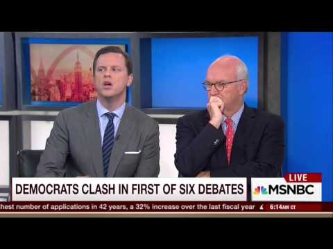 Willie Geist: Hillary Clinton Called TPP The Gold Standard