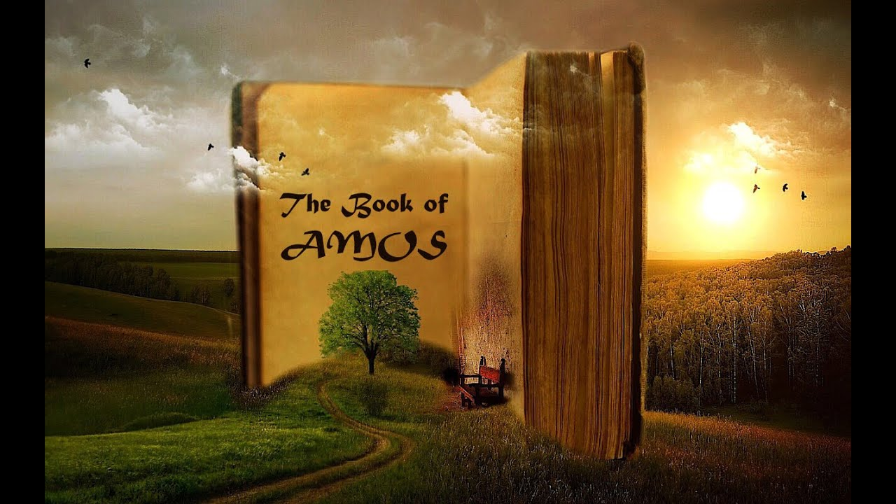 The Book of Amos Part I - Pastor Brian Cooper - YouTube
