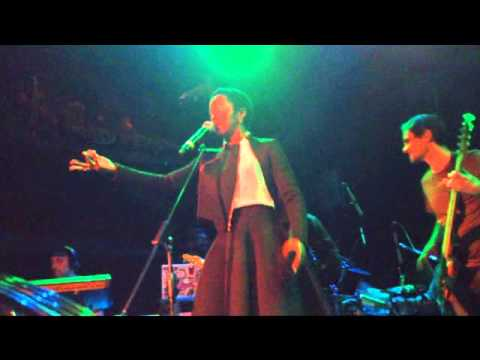 Ms.Lauryn Hill 11/27/2013 @Bowry ballroom (part1)