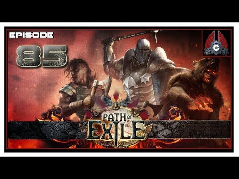 Let's Play Path Of Exile (First Time) With CohhCarnage - Episode 85
