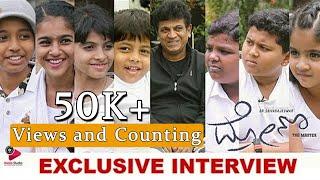 Karunada Chakravathy Dr ShivrajKumar exclusively talks about & 39 Drona& 39 & Teacher& 39 s day