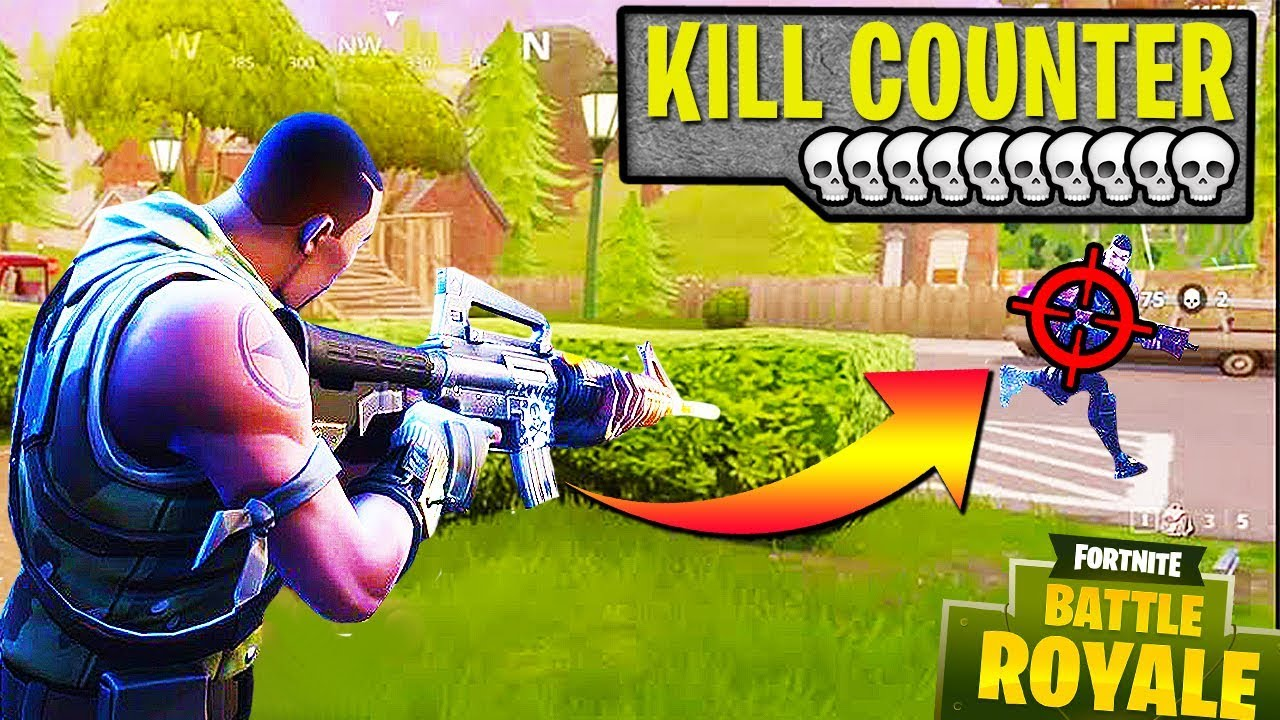 how to get better at killing in fortnite