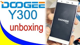 DOOGEE Y300 4G смартфон на Android 6.0 Распаковка(DOOGEE Y300 был заказан тут https://goo.gl/m5Yp6e (Купон DY300Ru) DOOGEE Y300 Обзор смартфона после месяца использования ..., 2016-04-20T05:30:00.000Z)