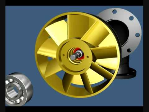 Hydraulic Micro Turbine Design Youtube