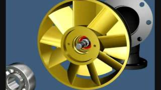Hydraulic Micro-Turbine Design