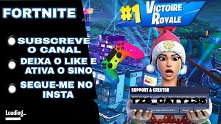 🔴 FORTNITE EN-CUSTOMS WITH INSCRIPTS & ARENA RUMO 3,000 POINTS!!!! CODE: TZS_CATY135!!!!