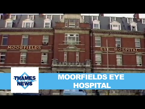 Moorfields Eye Hospital | Thames News