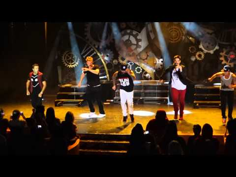 BSB Cruise  - Larger than Life - Group A Concert