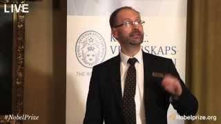 2013 Prize in Economic Sciences Announcement