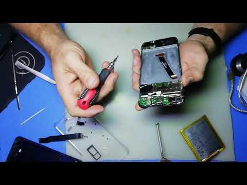 Huawei P Smart Замена дисплейного модуля