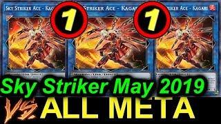 Gambar cover 【YGOPRO】SKY STRIKER VS ALL META - NEW BANLIST MAY 2019