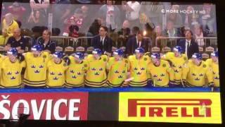 VM straffar för Sverige (Tre Kronor) 2017