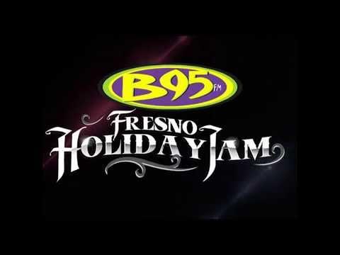 B95 Fresno Holiday Jam 12.12.2015