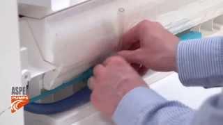 Aspen Mini Aqua Pomp - Installatie video - ClimaSense Airconditoning & Warmtepompen
