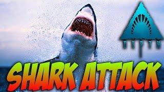 Depth! SHARK ATTACK! SHARK GAMEPLAY