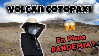 VISITÉ EL PARQUE NACIONAL COTOPAXI 😱!