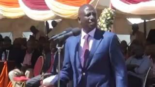 William Ruto 13 on Wealth