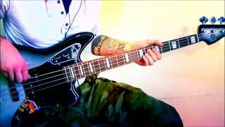 Avenged Sevenfold - A Little Piece Of Heaven (Bass Cover)