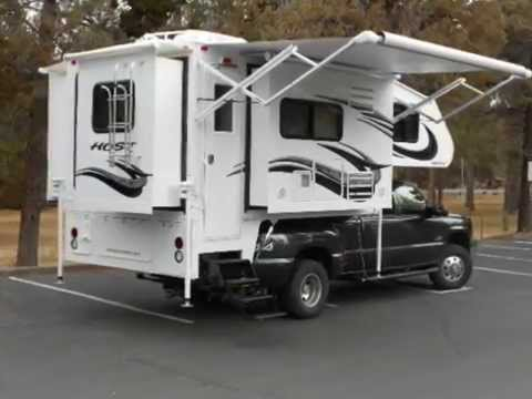Truck Beds For Sale >> 2015 HOST MAMMOTH CAMPER exterior - YouTube