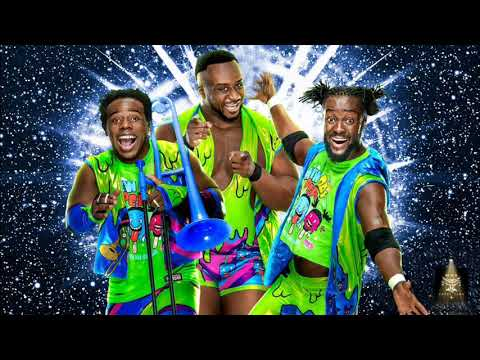 """WWE: """"New Day, New Way"""" (The New Day Theme Song 2020"""