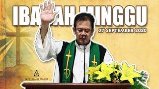 Ibadah Minggu, 27 September 2020 GKJW JEMAAT BABATAN