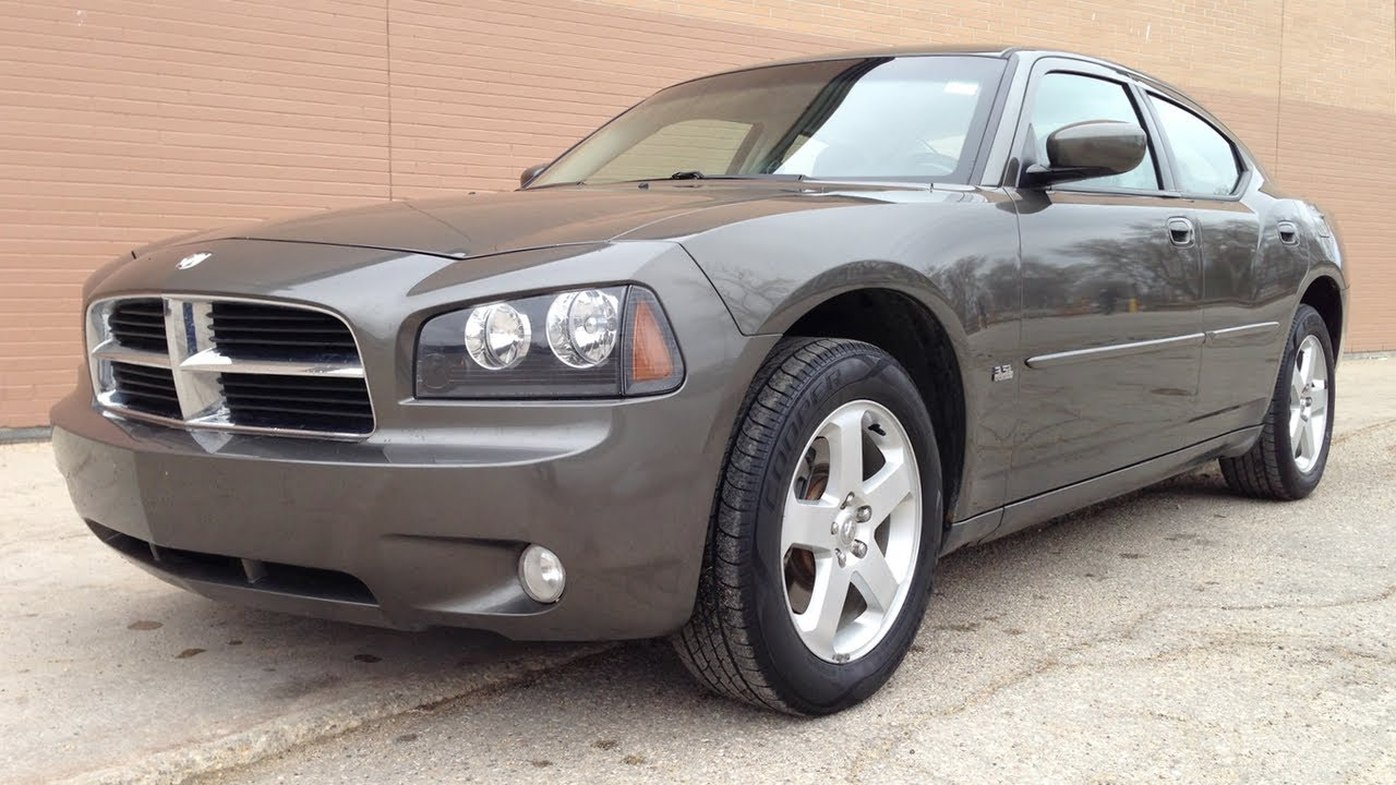 Awd Cars For Sale >> Cheap Awd Car For Sale 2010 Dodge Charger Sxt Awd From Ridetime