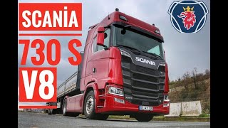 2020 MODEL SCANIA 730 S V8 / TIR TANITIM İNCELEME