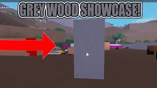 GREY WALLS SHOWCASE EXPLOIT (LUMBER TYCOON 2 ROBLOX )