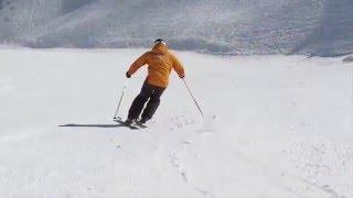 ★Карвинг Лыжи★ Урок 22 Карвинг на горных лыжах Упражнения