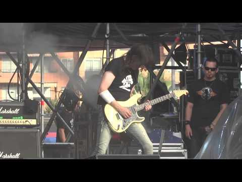 Krokus - BCN Rock Fest 2015 - Easy Rocker