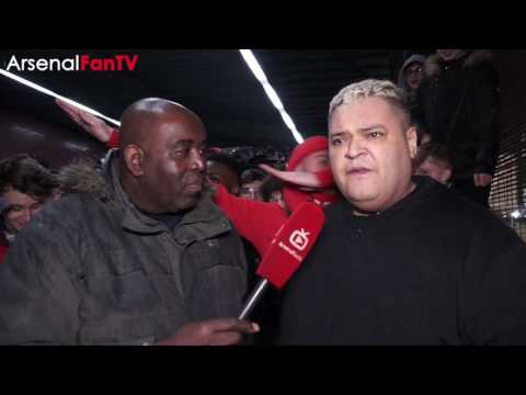 Arsenal 1 Watford 2 | Every Year We Bottle It says a Gutted Heavy D