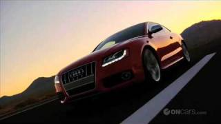 Audi S5: Hit the gas and you