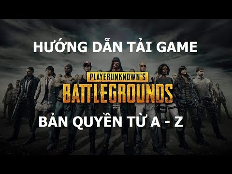 Hướng dẫn tải và cài đặt game battleground bản quyền từ A đến Z – thueaccgame.net