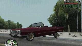 low rider...gta san andreas PC