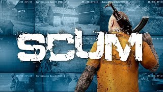 SCUM // New Survival Game // Best Early Access Launch Live Stream Gameplay