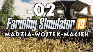 Farming Simulator 19 #02 - Zabawy w kukurydzy /w Gamerspace, Undecided
