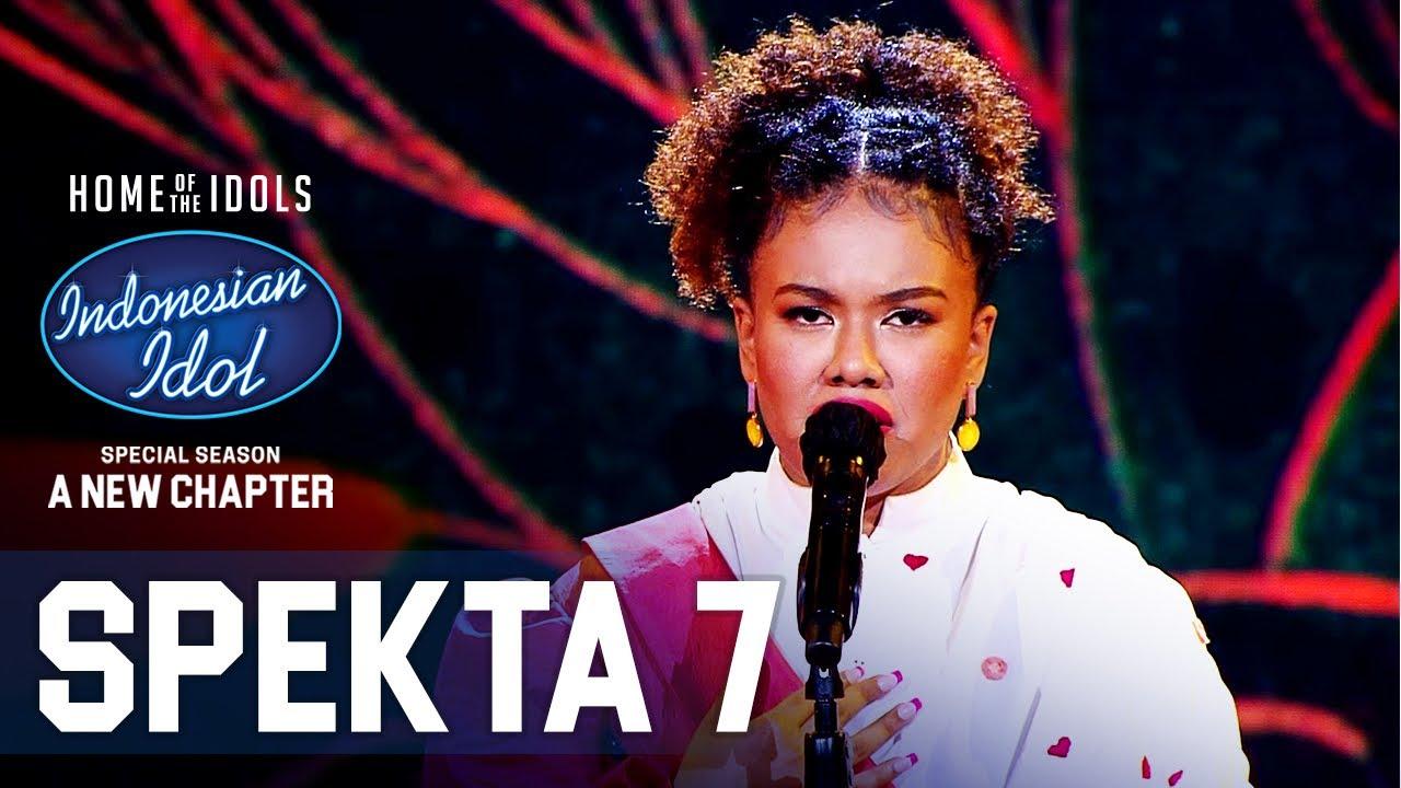 Download JEMIMAH - TANPA BATAS WAKTU (Ade Govinda Ft. Fadly) - SPEKTA SHOW TOP 7 - Indonesian Idol 2021