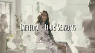 Download Taeyeon - Four Seasons '사계' (Indo lirik) Mp3
